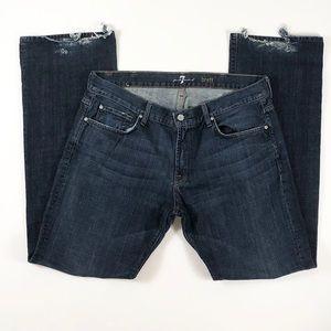7 For All Mankind Brett Jeans